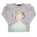 Rock Your Baby - Shirley Long Sleeve T-Shirt - Gemgem  - 2