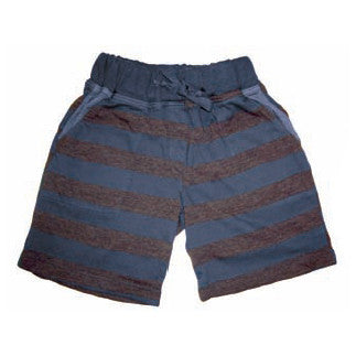 [Joah Love] boys rubgy stripe shorts - Gemgem  - 1