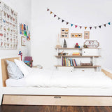 [Oeuf] Sparrow Twin Bed - Gemgem  - 4