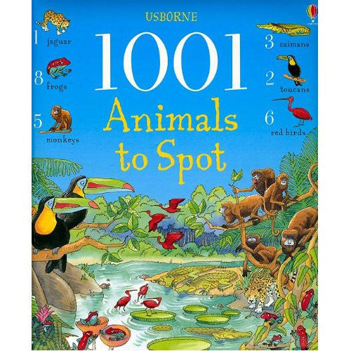 [EDC] 1001 Animals to Spot - Gemgem