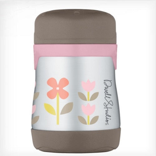 Dwell studio Thermos rosette blossom 7oz vacuum insulated food jar - Gemgem