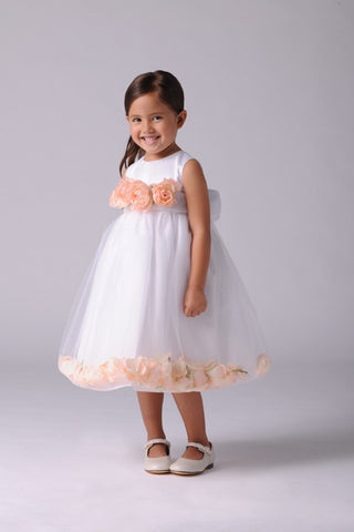Us Angels Flower Girl Dress