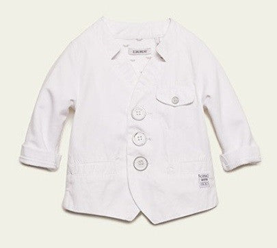 Ikks White Jacket