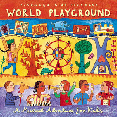 [Putumayo Kids] World Playground - Gemgem