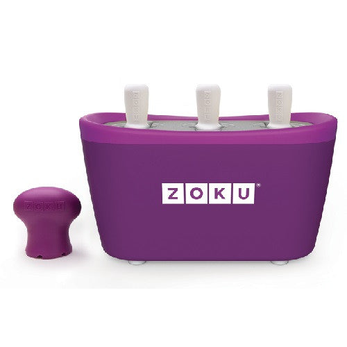 [Zoku] Quick pop maker-Purple - Gemgem  - 1