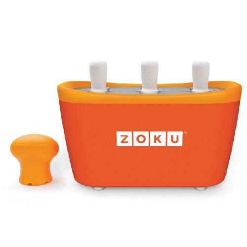 [Zoku] Quick pop maker-Orange - Gemgem  - 1