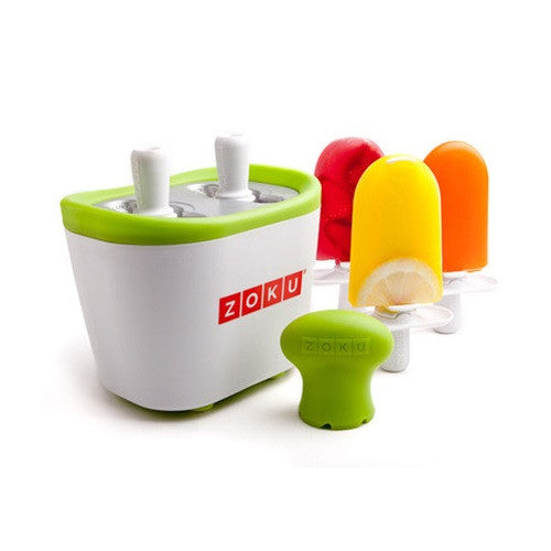 [Zoku] Duo Quick pop maker-Green - Gemgem  - 1