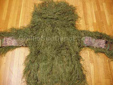 How to Make a Ghillie Suit - Part 10: Conclusion