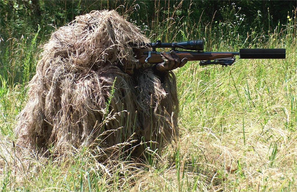 How to Choose the Best Ghillie Suit