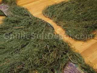 How to Make a Ghillie Suit - Part 9: Attach the Hood