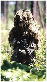 Overview of Military Ghillie Suits
