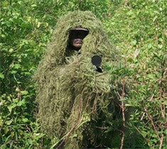 Advantages of a Ghillie Poncho