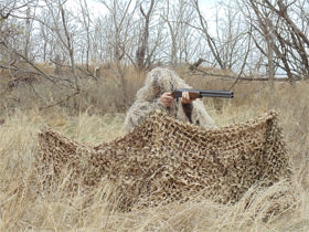 Ghillie Blind