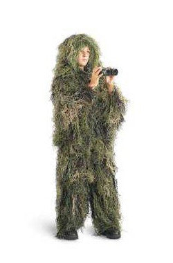 Kids Ghillie Suit Set