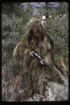 Rothco Ultra Light Long Ghillie Jacket