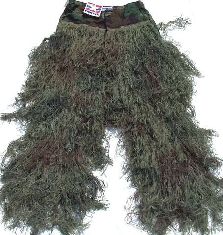 Lightweight BDU Ghillie Suit