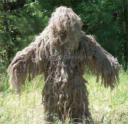 BDU Ghillie Suit
