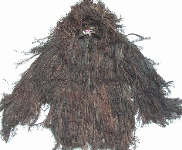 BDU Ghillie Jacket
