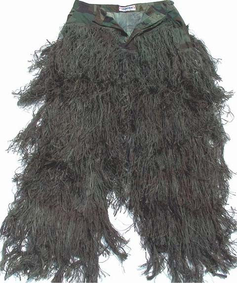 BDU Ghillie Pants