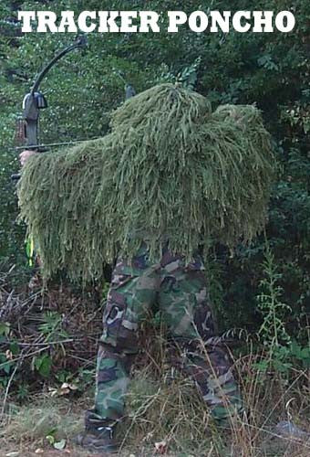Small Synthetic Ghillie Kit