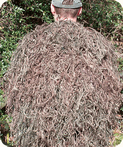 Lightweight Multipurpose Ghillie Cover 2x3
