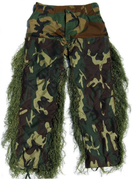 Lightweight Sniper BDU Ghillie Suit