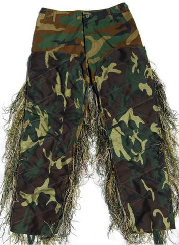 Lightweight Sniper BDU Ghillie Pants