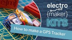 GPS Tracker Kit by Electromaker.io