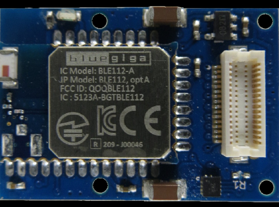 Using the BlueTooth Low Energy TinyShield Tutorial