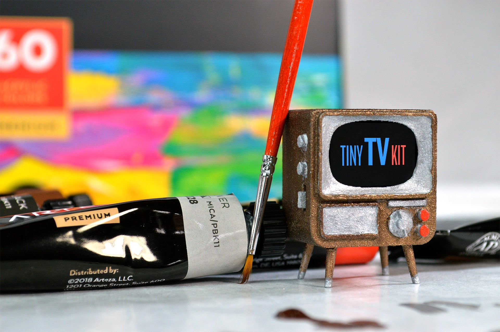 Customizing your DIY TinyTV Kit