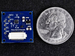 Accelerometer TinyShield - Getting Started