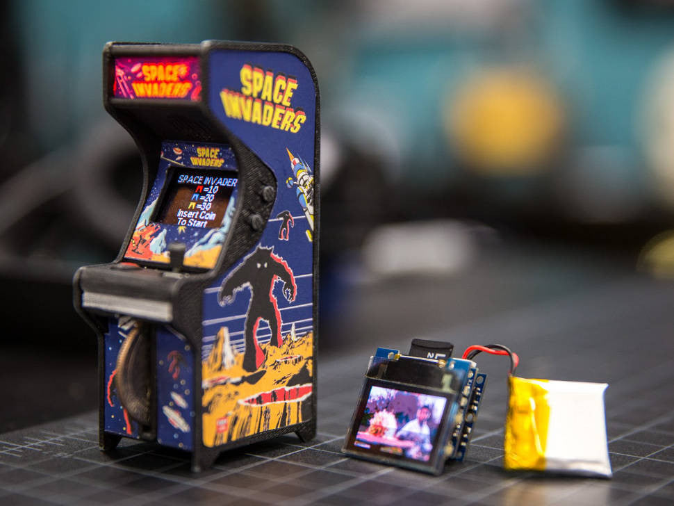 TinyArcade on Tested.com!