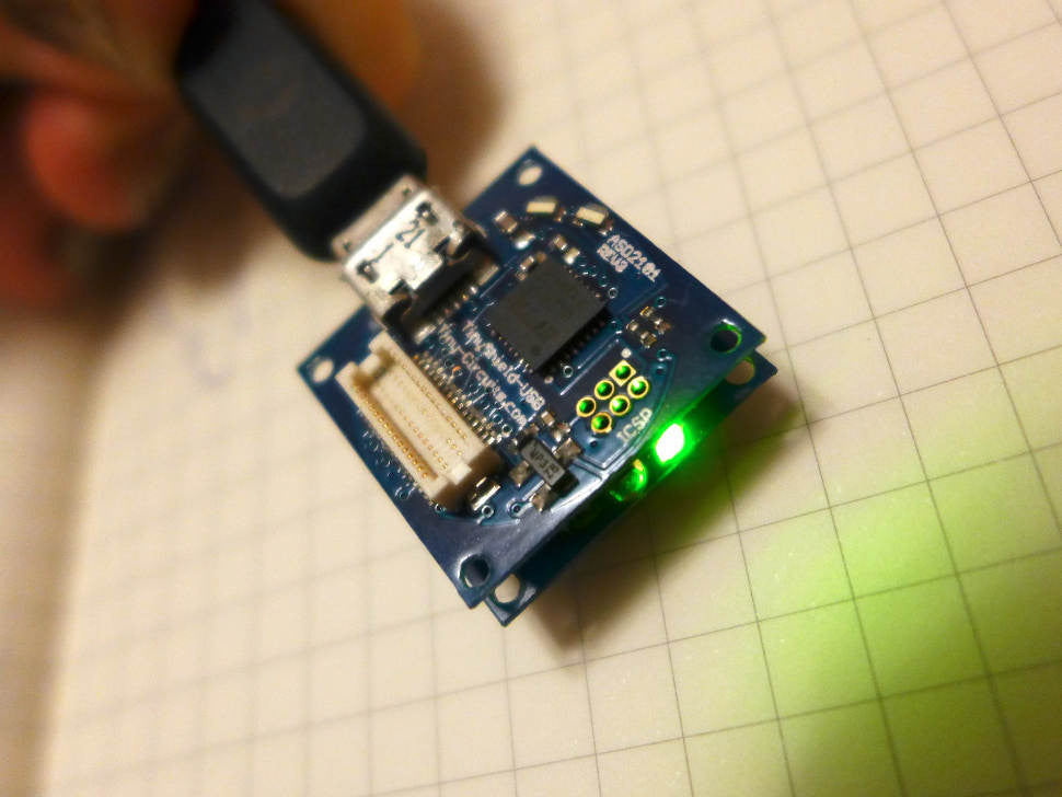 TinyDuino: The Uno for Everywhere