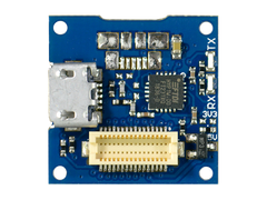 USB TinyShield, with side mount ASD2101-R