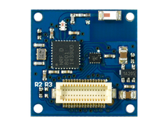 Bluetooth Low Energy TinyShield (Nordic) (discontinued) - TinyCircuits
