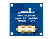 Bluetooth Low Energy TinyShield (Nordic) (discontinued) back view
