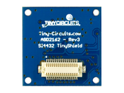 433MHZ Long Range Radio TinyShield - TinyCircuits
