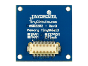 Flash Memory TinyShield - TinyCircuits
