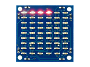 Matrix LED Shield Red Light
