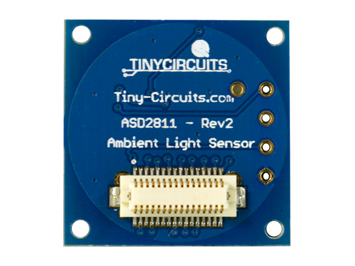 Ambient Light TinyShield - TinyCircuits