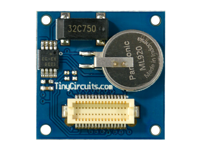 Real-Time Clock Shield
