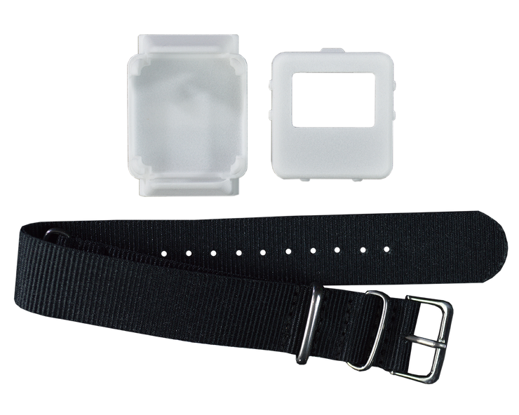 TinyScreen Smart Watch Housing and Strap - TinyCircuits