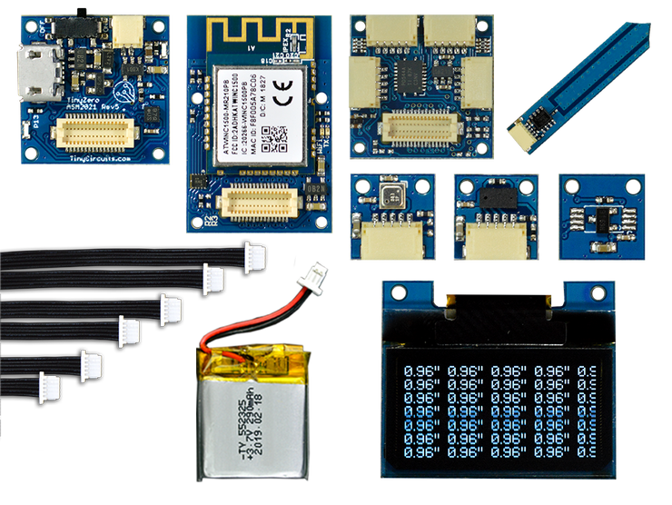 Wireling IoT Kit
