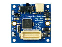 TinyDuino Processor Board with Lithium battery support ASM2001-R-L