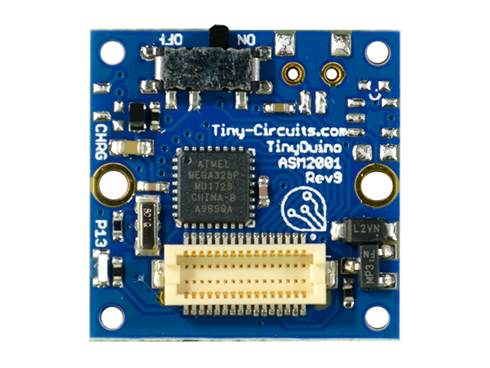 TinyDuino Processor Board with accelerometer