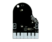 TinyPiano top view