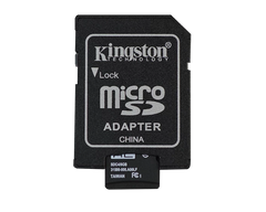 TinyArcade Preloaded microSD Card and adapter for TinyArcade and Pocket Arcade ASR00005-TA