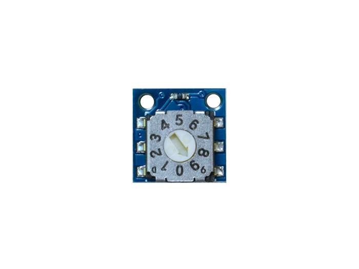 Rotary Switch Wireling - TinyCircuits