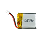 Lithium Ion Polymer Battery - 3.7V 290mAh