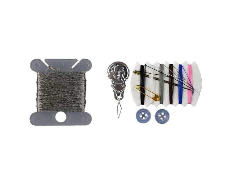 Sewing Kit with Conductive Thread